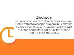 Come with 2-5 people, solve the #puzzle and enjoy the #LiveEscapeGame. Book your date in advance with www.clockedin.dk