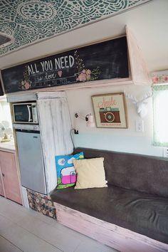 Love the chalkboard idea!                                                                                                                                                                                 More