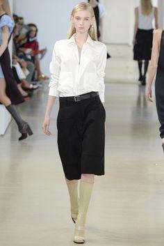2015春夏プレタポルテコレクション - ジル・サンダー(JIL SANDER)ランウェイ コレクション(ファッションショー) VOGUE