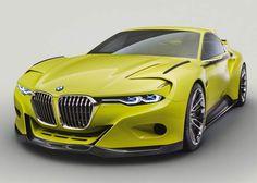 BMW 3.0 CSL Hommage , - , BMW unveiled 3.0...