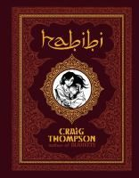 Cover image for Habibi [graphic novel]