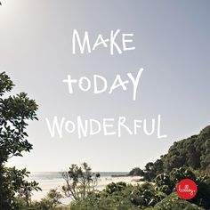 What are you doing today? .. Life is short - live the dream and create a wonderful day! ~ Ballsy Wild Kombucha