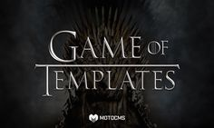 game of thrones ppt template Ppt Template, Templates, Free Stuff, Game, Kitchen Sink, Google Search, Blog, Editorial Layout, Stencils