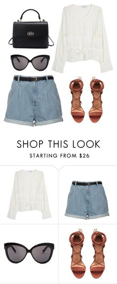 """""""Untitled #86"""" by araenix ❤ liked on Polyvore featuring IRO and Linda Farrow"""