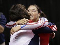Anna Li. 2012 Olympic Team Alternate: Women's Gymnastics - Gymnastics Slideshows | NBC Olympics