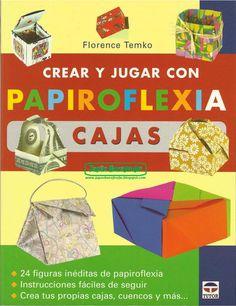 Florence temko papiroflexia cajas