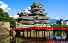 Matsumoto Castle, Japan jigsaw puzzle in Castles puzzles on TheJigsawPuzzles.com