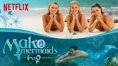 Cuenta las aventuras de tres jóvenes sirenas que viven en las aguas de la Isla de Mako.