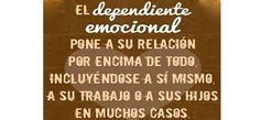 'Dependencia emocional', por Amalia Moreno
