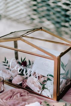 A luxury hotel, epic panoramic ocean views, and lush blush and burgundy wedding details made this destination wedding in Phuket a dream day! Glass Wedding Card Box, Wedding Boxes, Wedding Signs, Wedding Table, Wedding Cards, Wedding Envelope Box, Rustic Card Box Wedding, Wedding Aisles, Backdrop Wedding
