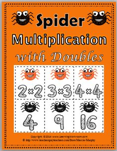 Spider Multipication