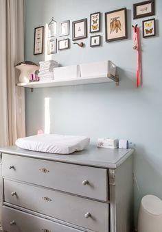kid's room, wall color