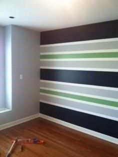 find this pin and more on boys bedroom - Bedroom Stripe Paint Ideas
