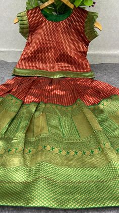 Price Rs 750 + Shipping extra WE ARE LAUNCHING NEW KIDS TRADITIONAL CROP TOP LEHENGA OUTFIT FOR SPECIAL OCCASIONS Kids Crop-Top Lehenga Details Fabric: LICHI SILK Inner:- SILK Size Years:- 2 TO 4 Chest Size: 24 INCHES Length:- 21 INCHES Years:- 5 TO 7 Chest Size: 28 INCHES Length:- 25 INCHES BE AWARE WITH LOW QUALITY COPY ITEMS Crop Tops For Kids, Girls Crop Tops, Special Occasion Outfits, Lehenga Designs, New Kids, Girls Wear, Lehenga Choli, Girls Shopping, Gowns