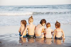 Our Beach Family Photo Shoot With: Ariana Clare