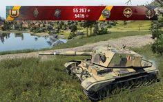 WoT Charioteer | 9 kills | 7.000+ DMG - Lakeville