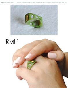 Fidget rings-I haven't had a student need a fidget yet, but this might be a less-distracting option...