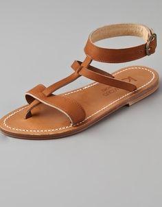 K Jaques best sandal brand ever