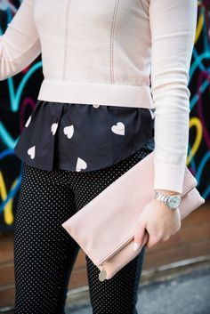 Hearts & Polka Dots | Bows & Sequins