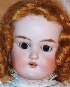"""Cuno & Otto Dressel 19"""" doll"""
