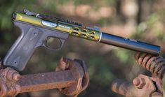 Ruger 22/45 Lite Review. Find our speedloader now!  http://www.amazon.com/shops/raeind
