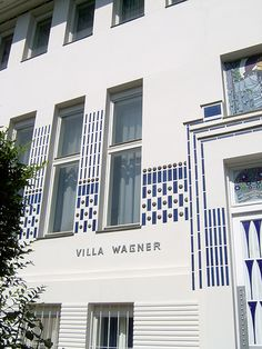 Zweite Villa Wagner - Wagner (Wien)