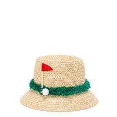 kate spade new york / california calling hats golf hat
