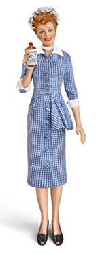 Vitameatavegamin Doll...one of my favorite I Love Lucy episodes!