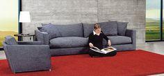 Umgebuckte Teppiche sind der Klassiker und der Boden zum Wohlfühlen.