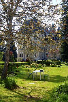 Chateau Le Boisrenault, Buzancais, France   Flickr - Photo Sharing!