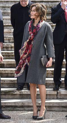 """Queen Letizia of Spain attends the """"Miguel de Cervantes: de La Vida Al Mito""""…"""