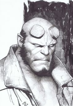 One of the coolest interviews I have ever done on my podcast with the creator of HellBoy Mike Mignola