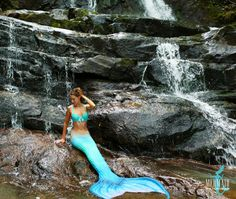 """""""There are a million fish in the sea, but I'm a mermaid!"""" - unknown  Happy Friday, Merfriends!"""
