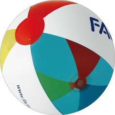 Inflatable Translucent Beach Ball