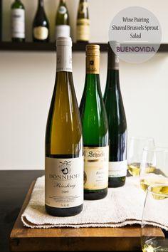 German Riesling Wine Pairings #wine #Riesling