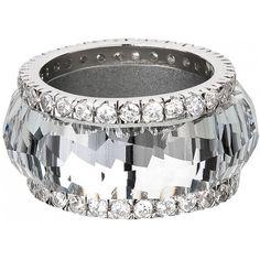 Preciosa Prsteň De Luxe Crystal 6760 00