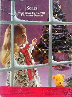 Sears Christmas Wish Book 1974