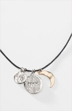 Pure Jill inspiration necklace