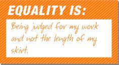 Make Your Badge | Imagining Equality