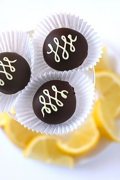 Lemon Chiffon Truffles | Everyday Annie
