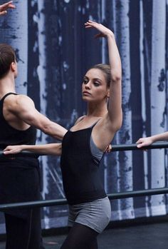 Mila Kunis Gets Real About How She Achieved her *Black Swan* body