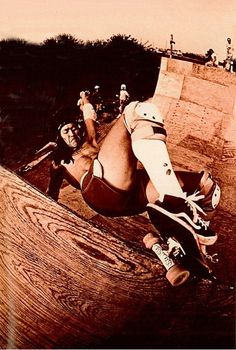 Skating with old school fulfillment   #skate #oldschool #vintag thehighestregion:      Shogo Kubo - Hollywood Ramp