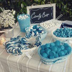 Candybar!!!rustic wedding!!
