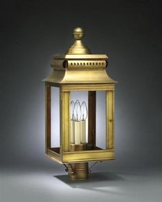 Pagoda Post Raised Top Dark Antique Brass Medium Base Socket With Chimney Clear Glass by Northeast Lantern. $473.00. Northeast Lantern 5633 This lighting fixture is hand made in New Hampshire from 100% brass or copper materials. Includes a lifetime guarantee, except for glass. UL Listed. The all natural finish that will not peel or flake off. Features: -Post Lantern. -Concord collection. -Available in multiple finishes. -Available with Clear, Clear Seedy, Frosted and See...