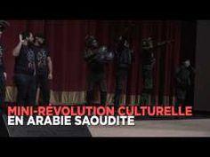 Rare : un spectacle de hip hop joué en Arabie Saoudite