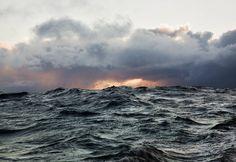 "Corey Arnold, Slack Water, 2011, 30x40"""