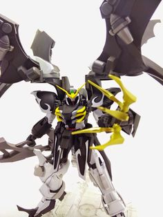 GUNDAM GUY: 1/100 Gundam Deathscythe Hell - Customized Build