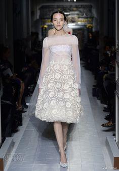 valentino haute couture spring summer 2013 short dress