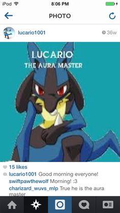 The aura master