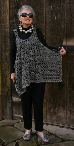 Ideas Crochet Poncho Vest Ideas For 2019 Poncho Au Crochet, Pull Crochet, Crochet Vest Pattern, Crochet Patterns, Tunic Pattern, Sewing Clothes, Crochet Clothes, Diy Clothes, Clothes For Women